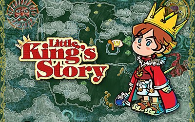 little king stoy